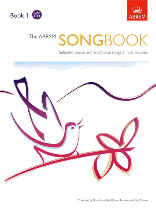 The ABRSM Songbook, Book 1: Vocal