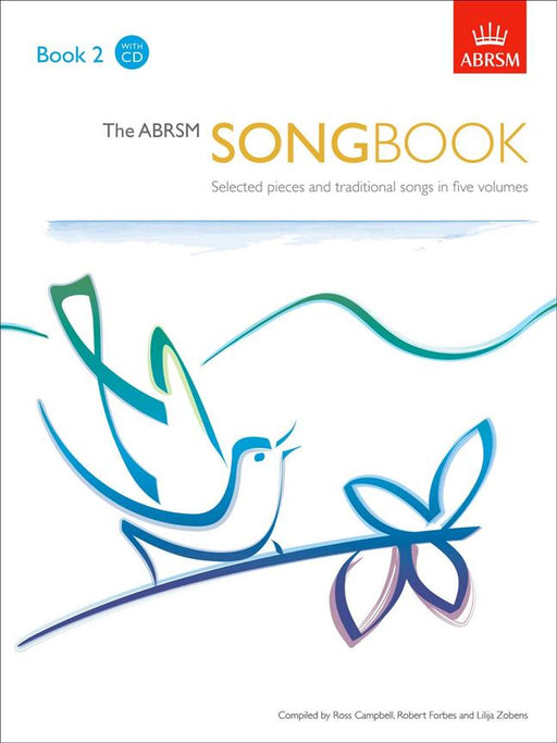 The ABRSM Songbook, Book 2: Vocal