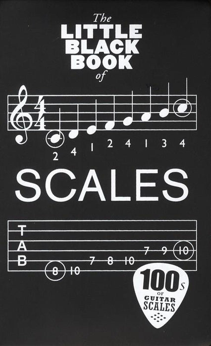 The Little Black Songbook: Scales