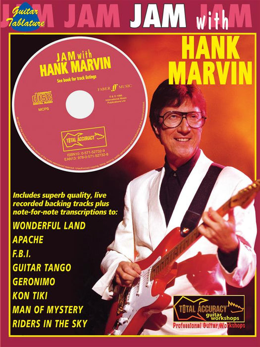Jam with Hank Marvin: Guitar TAB