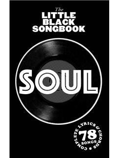 The Little Black Songbook: Soul: Guitar TAB