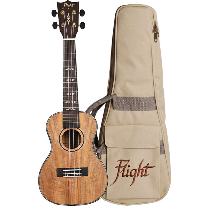 Flight Supernatural Series DUC450 Mango Concert Ukulele