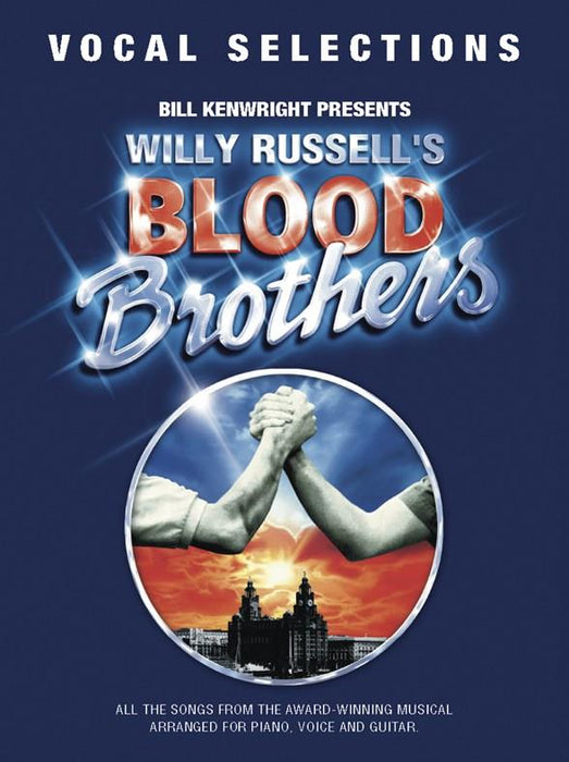 Willy Russell: Blood Brothers Selectie: Arr. (Frank Booth): Voice & Piano
