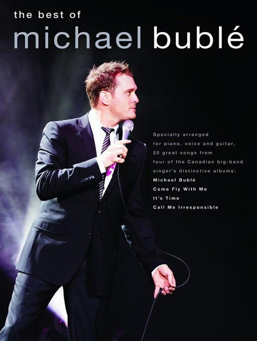 The Best Of Michael Bublé: Piano, Vocal, Guitar