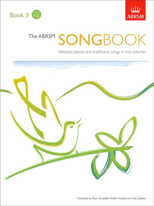 The ABRSM Songbook, Book 3: Vocal