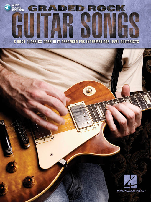 Graded Rock Guitar Songs: Guitar Solo