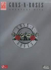 Guns N' Roses Greatest Hits: Guitar TAB