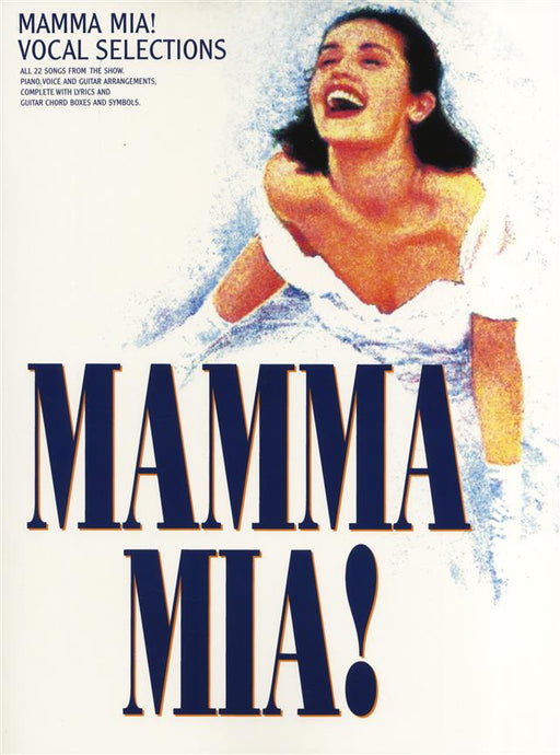 Mamma Mia: Voice & Piano