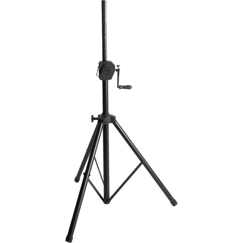 On-Stage SS8800B+ Power Crank-up Speaker Stand - Single