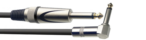 Stagg S Series - Straight to Angled Instrument cable - 20ft