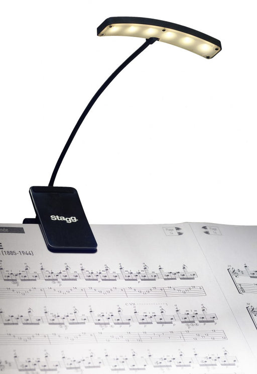 Stagg MUS-LED 6 Music Stand LED Lamp
