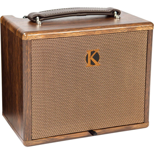 Kinsman KAA25 Acoustic Combo Amplifier 25w Battery / with Chorus and Reverb - Mains or Battery