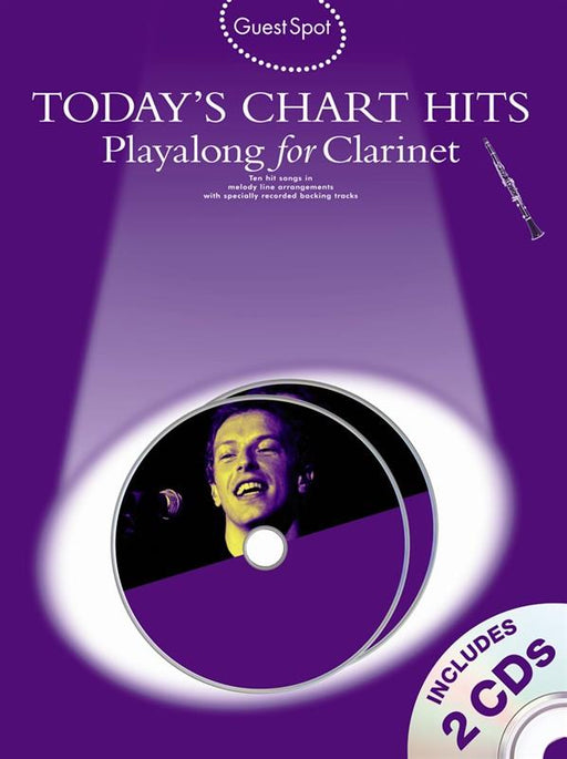 Guest Spot : Today's Chart Hits: Clarinet