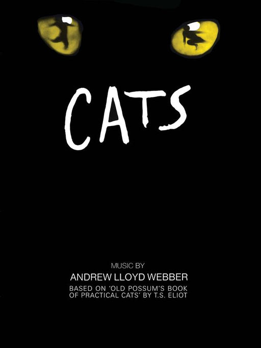 Cats - Vocal Selections: Piano, Vocal, Guitar