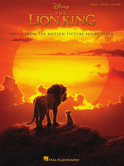 The Lion King - PVG: Piano, Vocal, Guitar