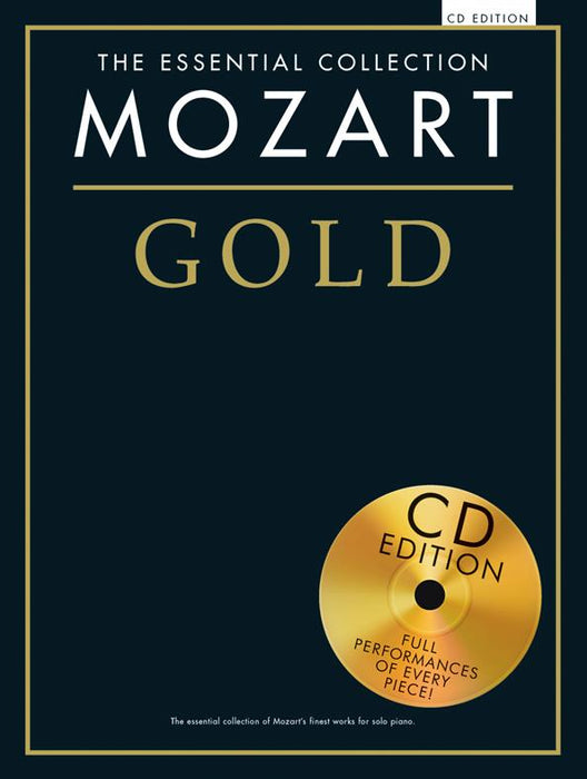 The Essential Collection: Mozart Gold (CD Edition): Piano