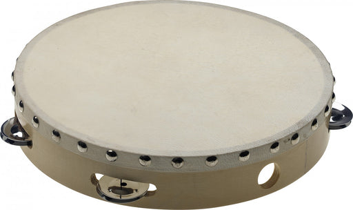 "Stagg STA-1110 - 10"" Wooden Tambourine with Skin"