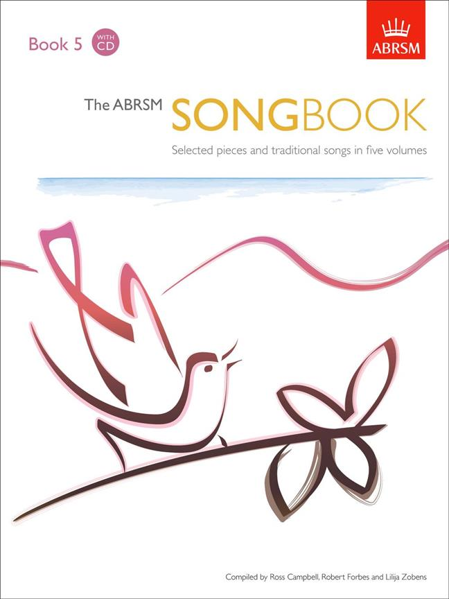 The ABRSM Songbook, Book 5: Vocal