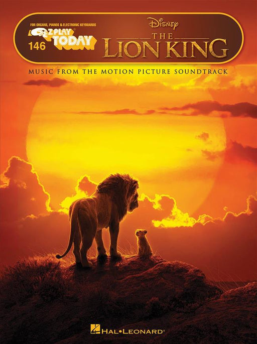 The Lion King - E-Z Play Today 146: Piano