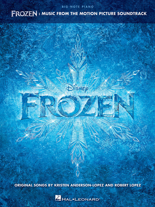 Frozen: Music From The Motion Picture Soundtrack: Big Note Piano