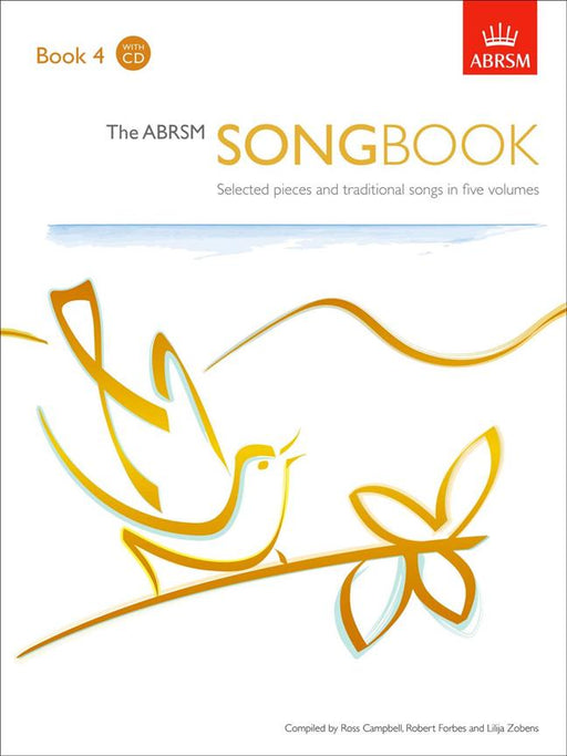 The ABRSM Songbook, Book 4: Vocal