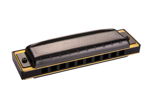 Hohner MS Series Pro Harp - A
