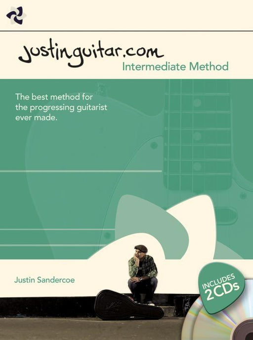 The Justinguitar.com Intermediate Method: Guitar