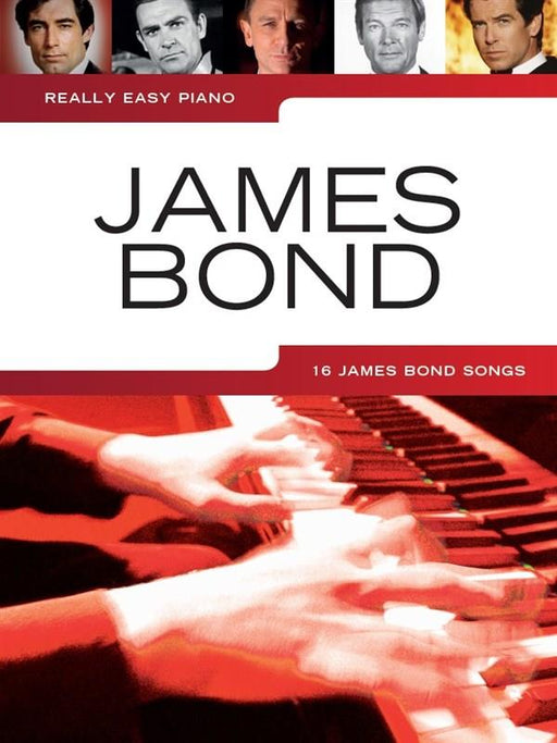 Really Easy Piano: James Bond