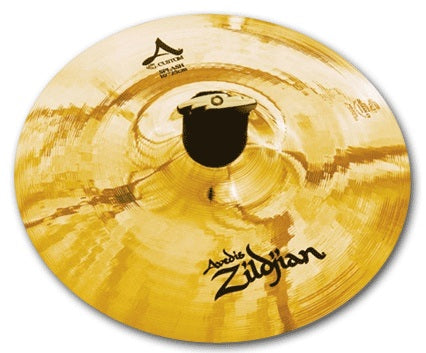 Zildjian A Custom 12 Inch Brilliant Splash Cymbal