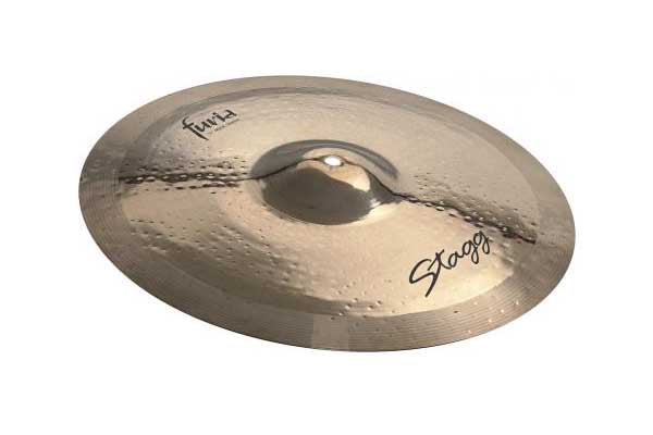 Stagg Furia 16 Inch Crash Cymbal