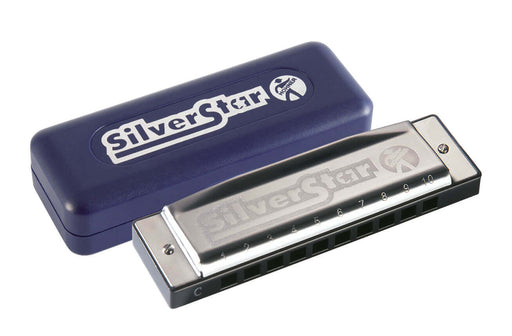 Hohner Enthusiast Series Silver Star - C