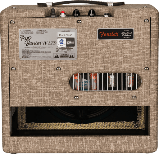 Fender  2019 Limited Edition Pro Junior™ IV Fawn