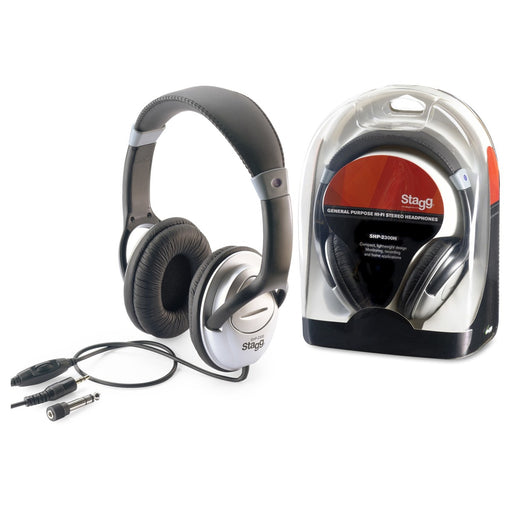 Stagg SHP-2300H General Purpose HiFi Stereo Headphones