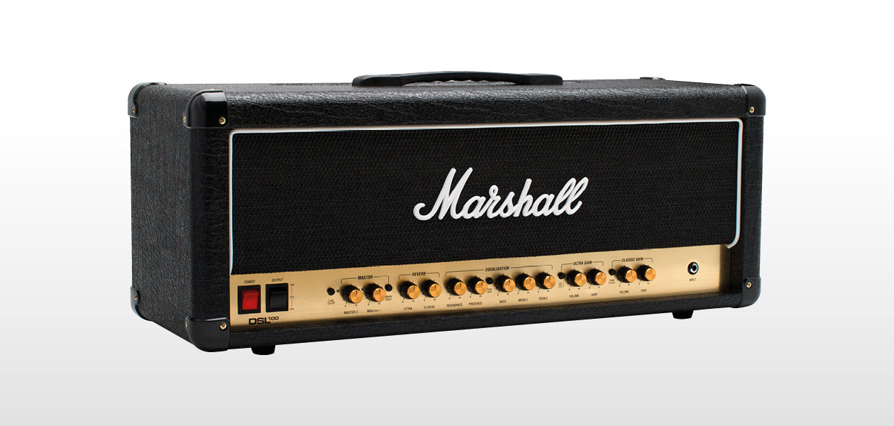 Marshall DSL 100H Valve Head 100 watt