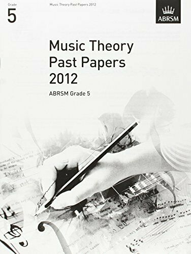 ABRSM: Music Theory Past Papers 2012, ABRSM Grade 5