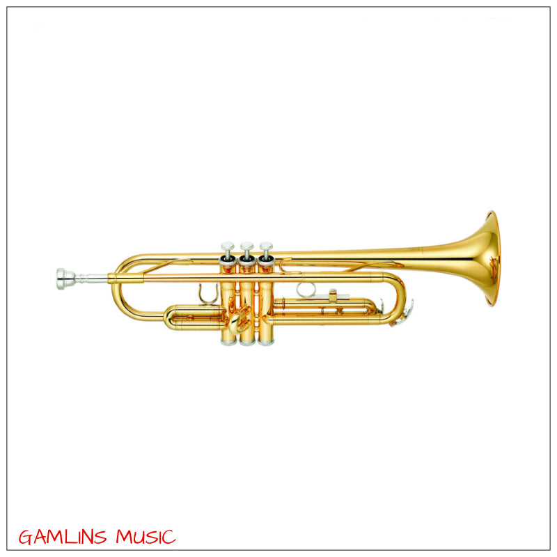 Yamaha YTR-2330 Bb Trumpet Outfit - Gold