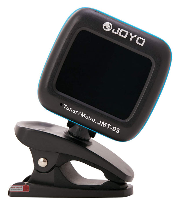 JOYO JMT-03 Clip-On Chromatic Tuner with Metronome
