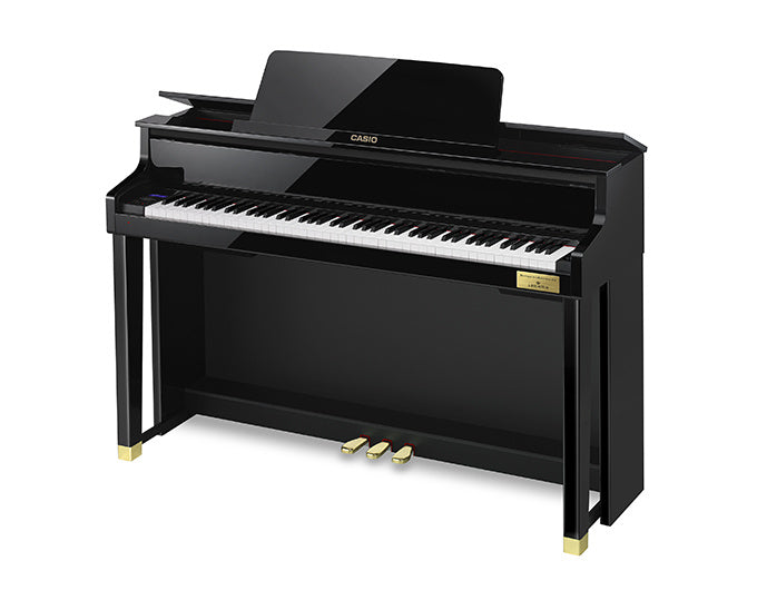 Casio: GP510 Grand Hybrid Piano - Polished Black