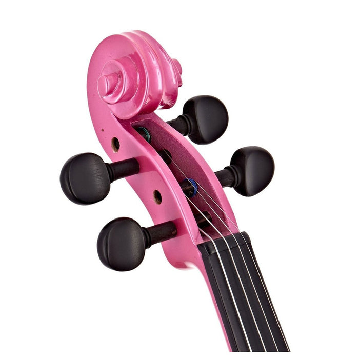 Rainbow Fantasia 1/2 Violin Outfit - Pink