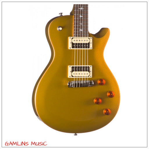 PRS SE 245 Singlecut in Gold Metallic