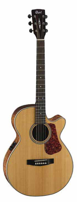 Cort L100FK Electro Acoustic Guitar - Natural
