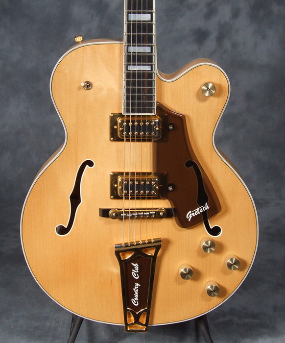VINTAGE 1979 Gretsch Country Club  - Natural