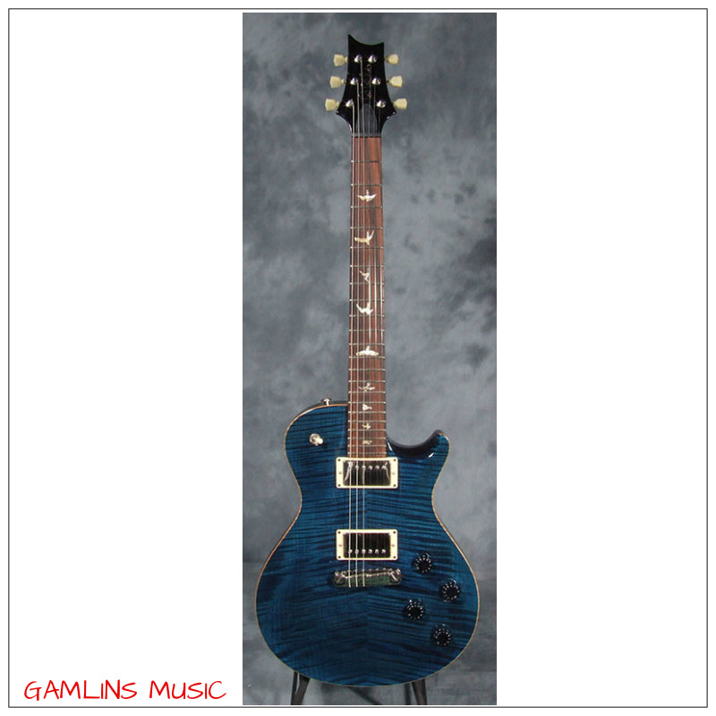 USED Paul Reed Smith Singlecut 10 Top 2001 Whale Blue