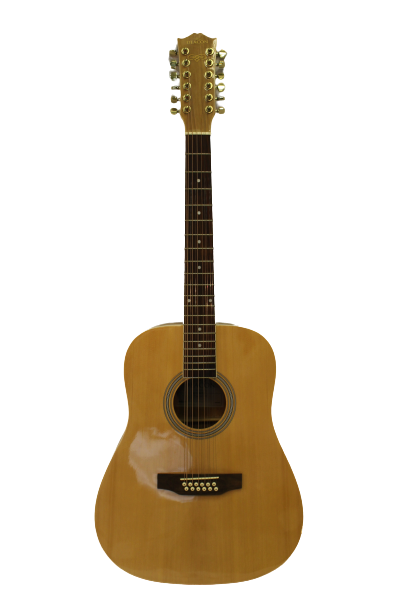Deacon DF-426 12 String Acoustic Guitar