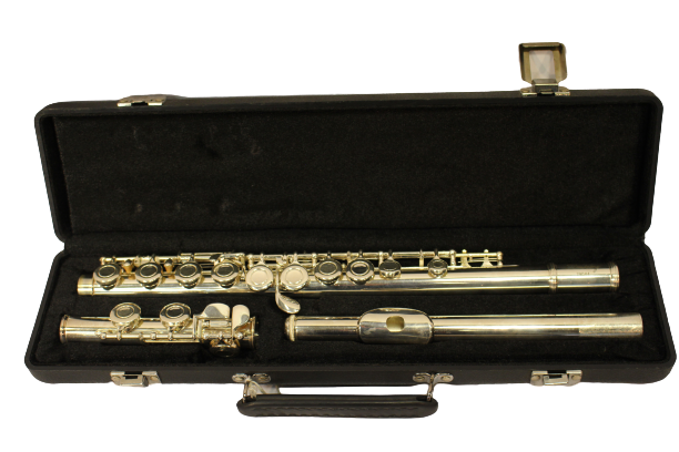USED Berkley Flute Outfit - Silver Plated