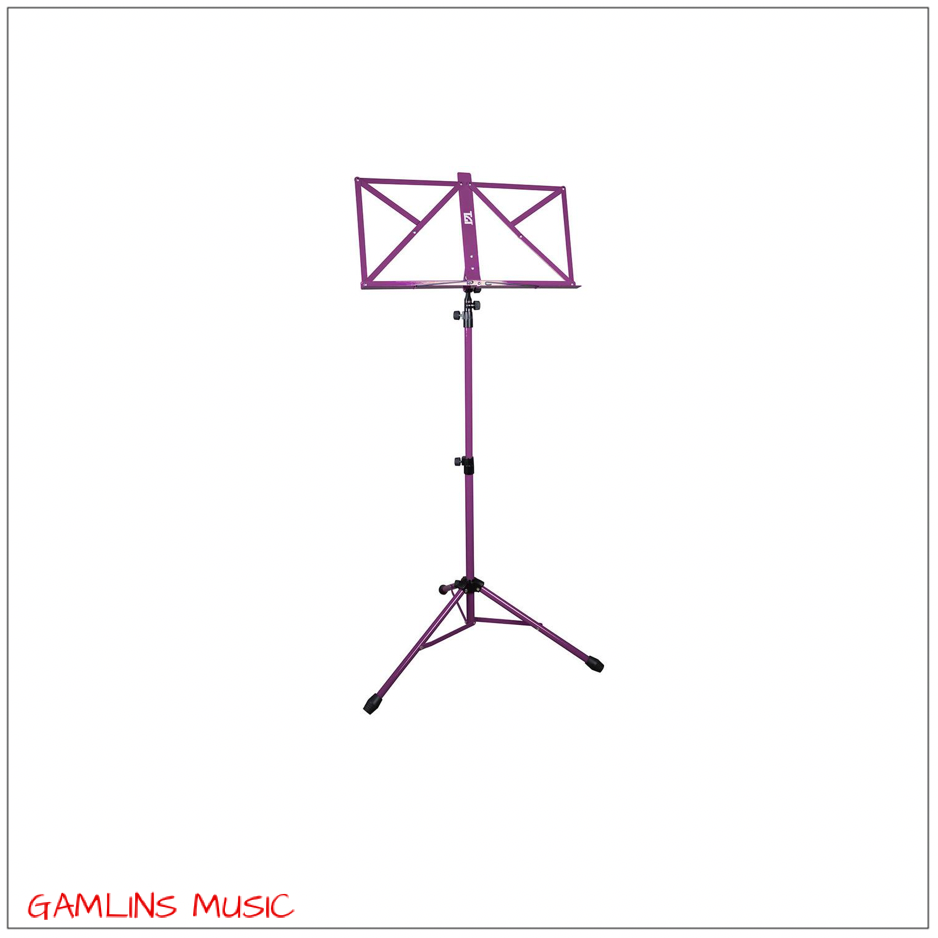 TGI Music Stand - Purple