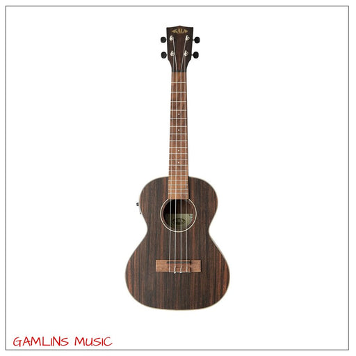 Kala Striped Dark Brown Tenor Ukulele