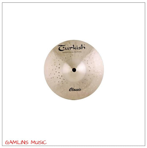 Turkish CL10SP 10 Inch Classic Series Splash Cymbal