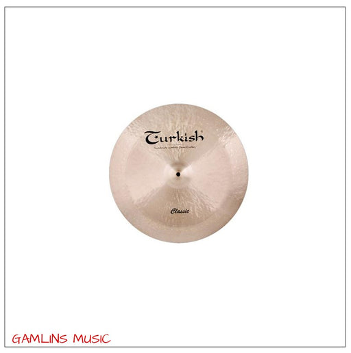 Turkish Classic 18 Inch China Cymbal