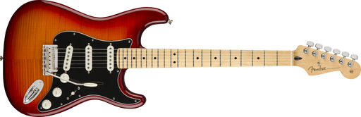 Fender Player Stratocaster® Plus Top - Maple, Aged Cherry Burst
